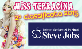 Miss Terracina 2° classificata 2015
