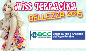 Miss Terracina Bellezza 2015