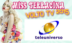 Miss Terracina Volto Tv 2015